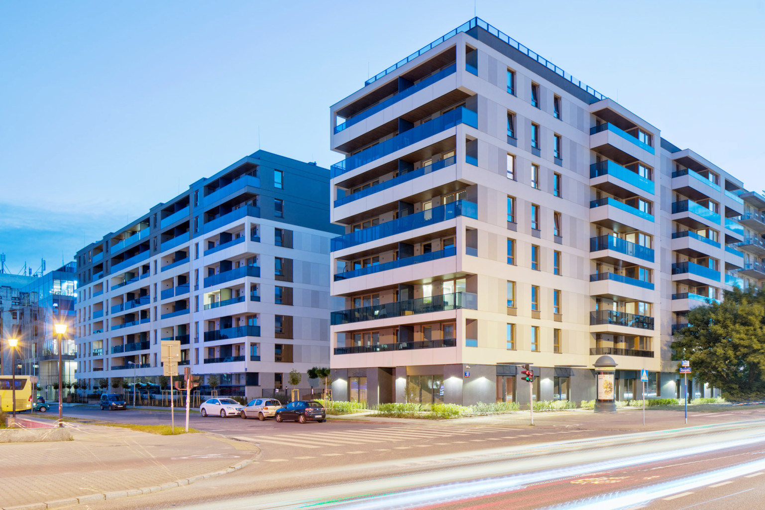projektowanie osiedli mieszkaniowych BIM