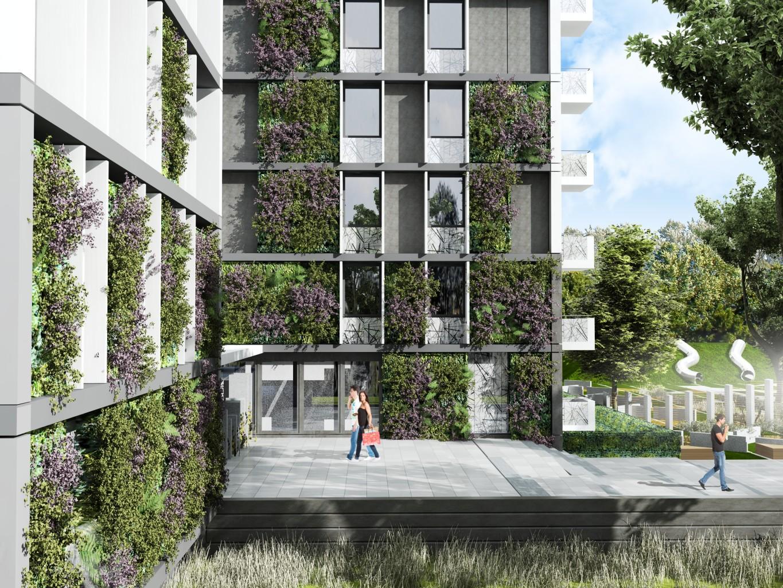 projektowanie osiedli mieszkaniowych redutowa