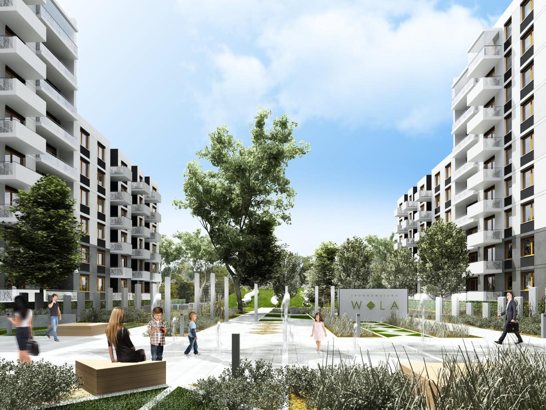 projekt osiedla europrojekt architekci