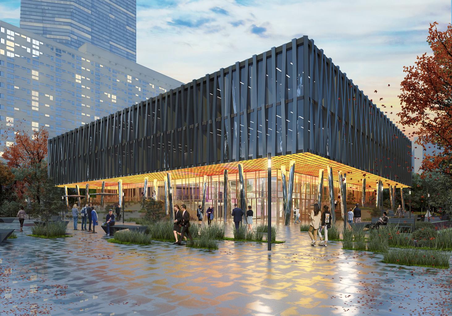 projektowanie budynków użyteczności publicznej