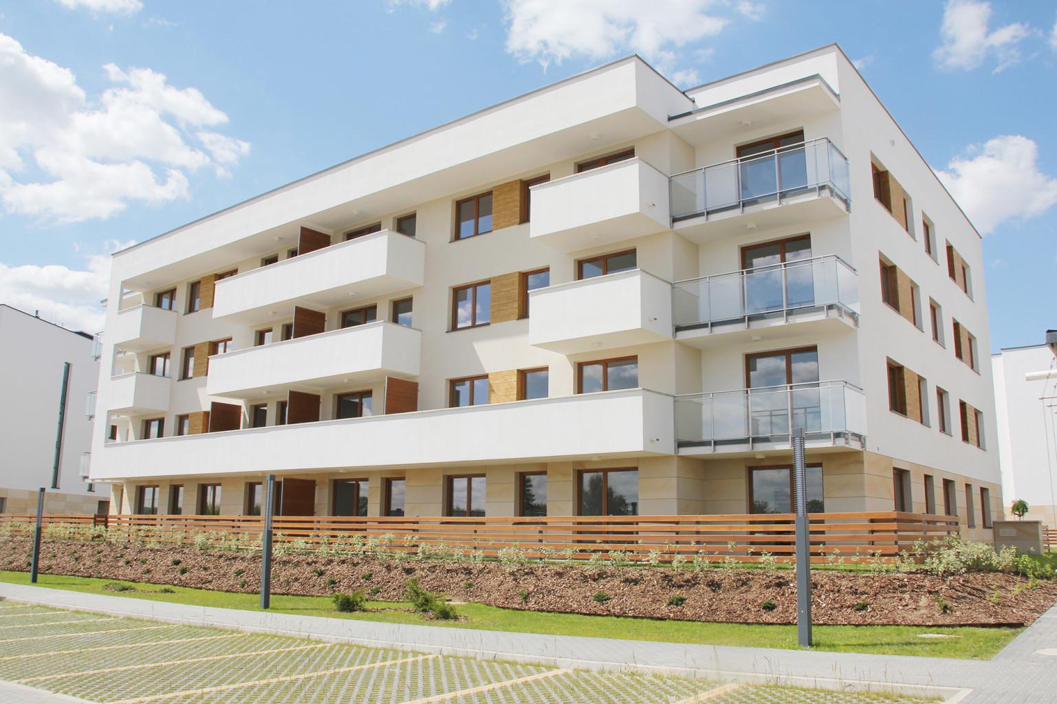 projekt osiedla mieszkaniowego 1