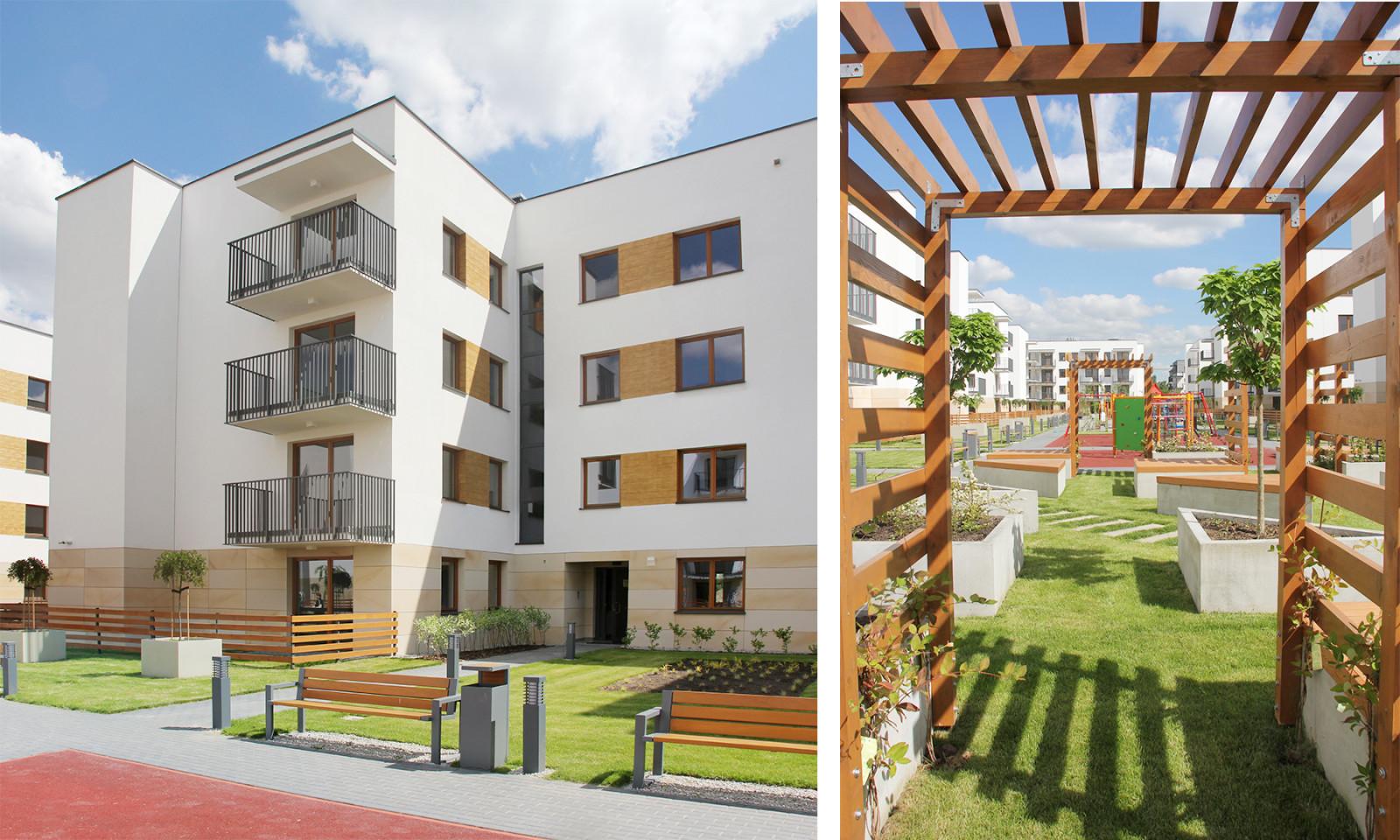 osiedle mieszkaniowe europrojekt