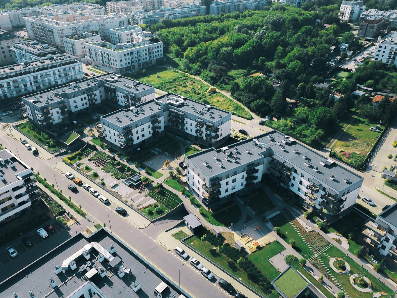 architektura osiedli