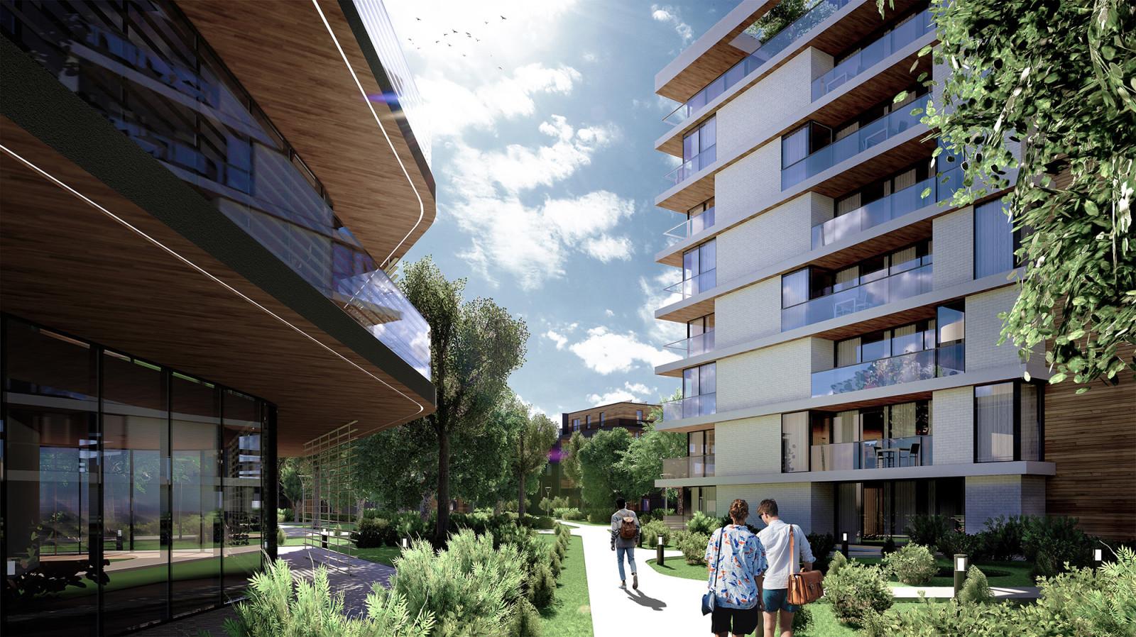 energooszczędne osiedla mieszkaniowe