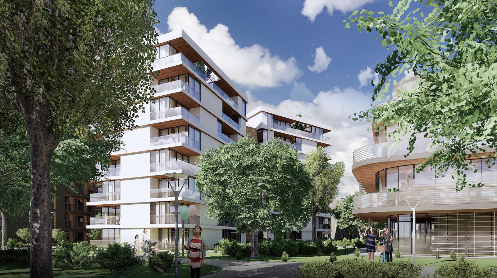 ekologiczne osiedla mieszkaniowe