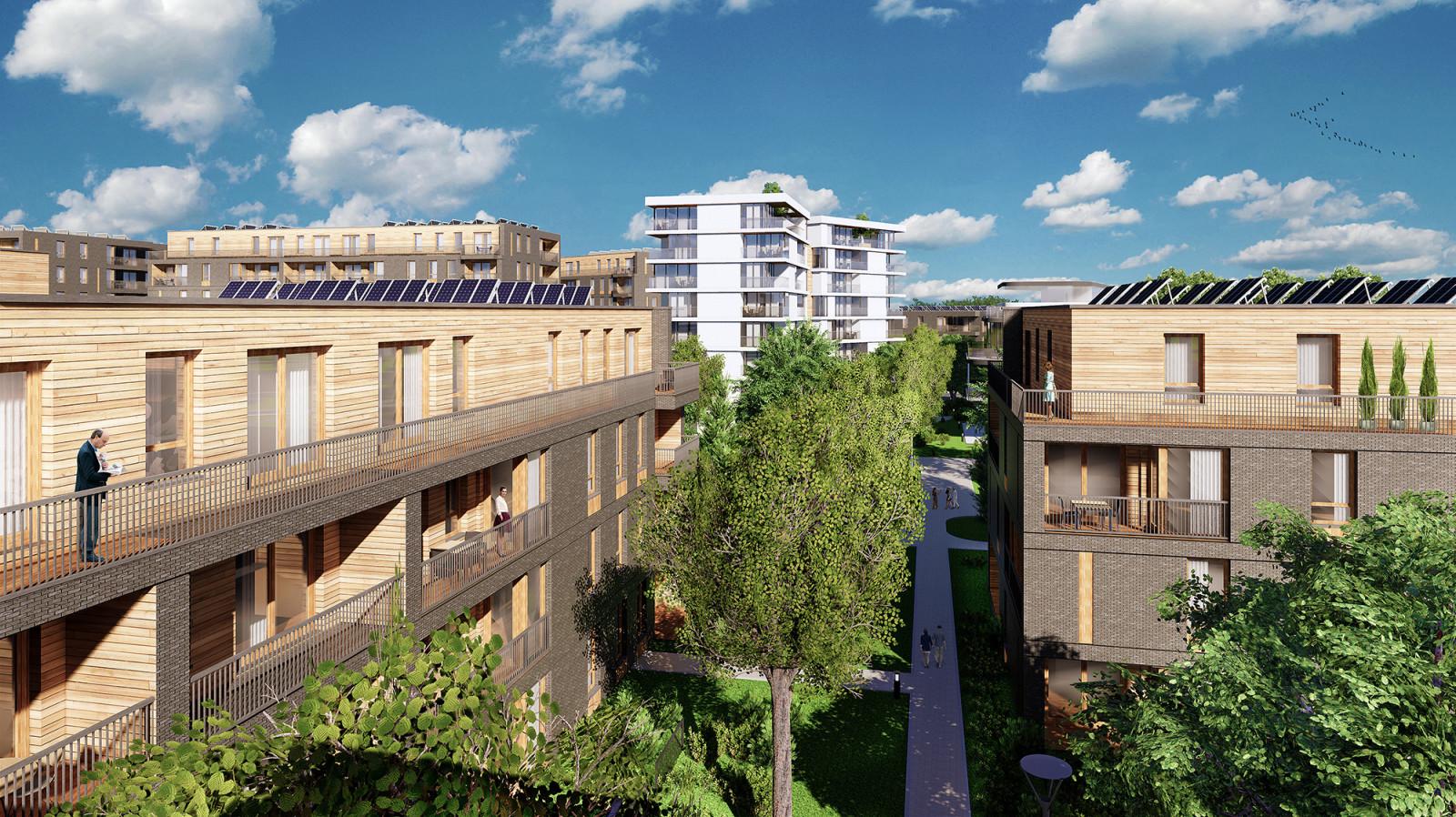 eko osiedle mieszkaniowe